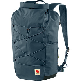Fjällräven High Coast Rolltop 26 Backpack, navy